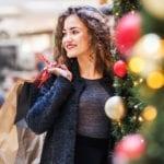 sklepy detaliczne w okresie świątecznym