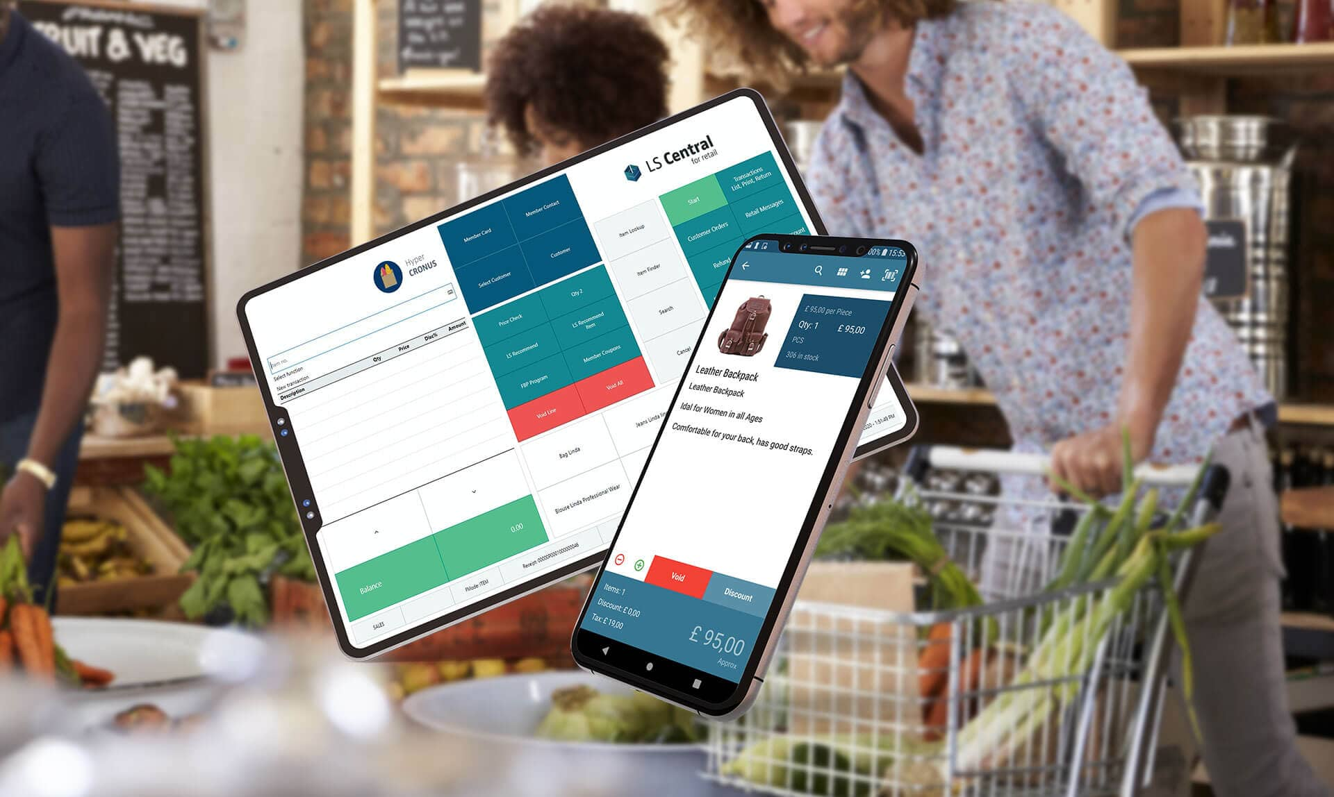 LS Retail - oprogramowanie sprzedaży detalicznej