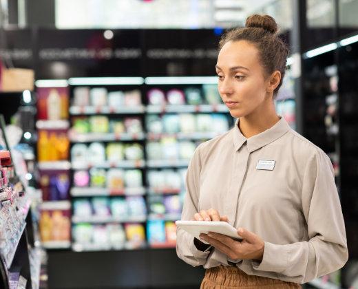 Analityka biznesowa w sklepie z LS Insight