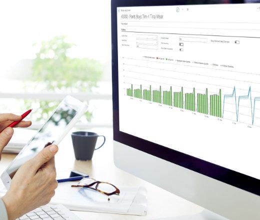 LS Forecast - system zarządzania towarami