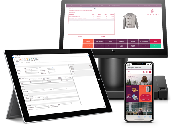 e-commerce w systemie LS Retail